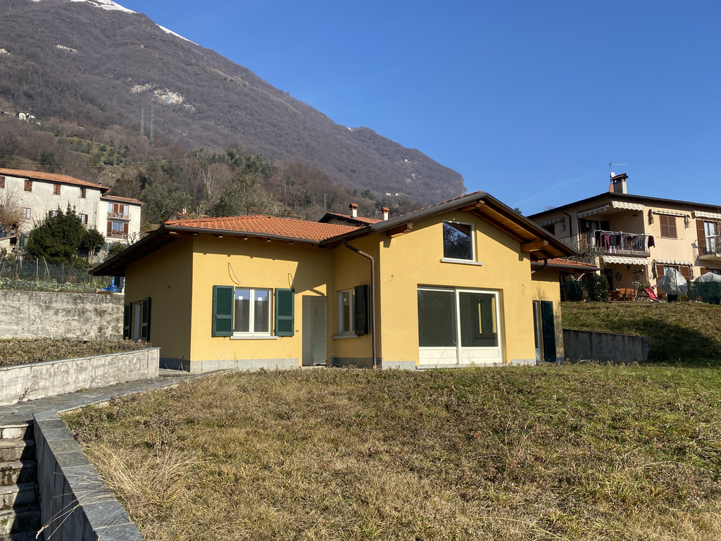Villa Indipendente con Giardino Lago di Como Lenno