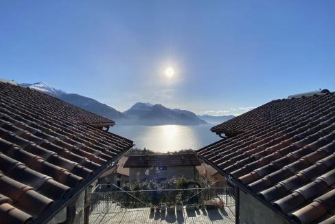 San Siro Rustici Ristrutturati Vista Lago Como