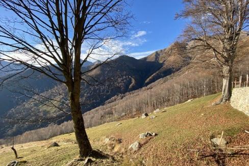 Rustico Vista Lago Como Gravedona ed Uniti Collinare - 10 km lago