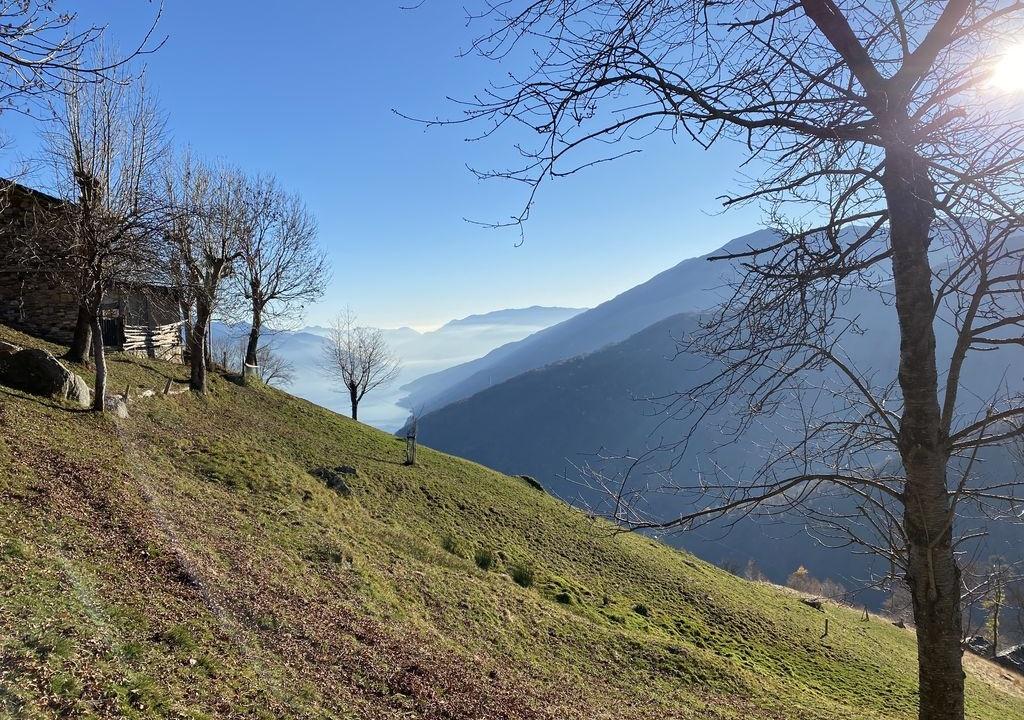 Rustico Vista Lago Como Gravedona ed Uniti Collinare - vista lago