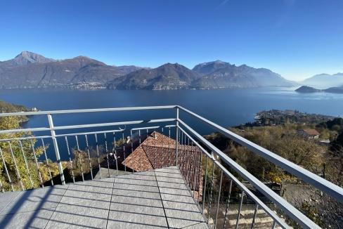 Villa Menaggio Vista Lago Como  - terrazzo