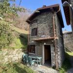 Rustico in Sasso San Siro Lago Como - esterno