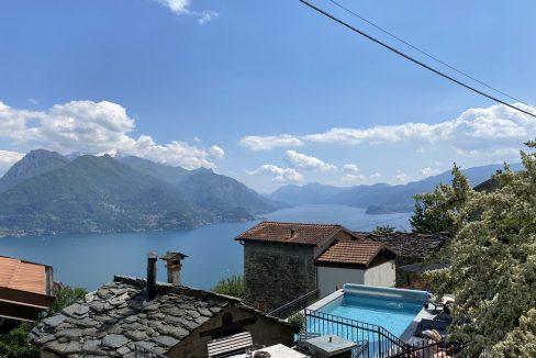Rustico in Sasso San Siro Lago Como