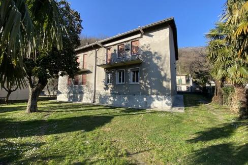 Lago Como Sorico Appartamento Posizione Centrale