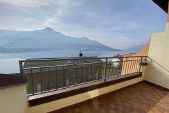 Appartamento Vista Lago Como Gera Lario - terrazzo