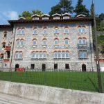 Appartamenti in Villa D'epoca Menaggio Lago Como - facciata