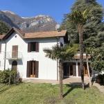 Casa con Terrazza e Giardino Lago di Como Tremezzo - facciata