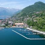 Lago Como Terreno Edificabile Vista Lago