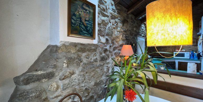 Rustico Ristrutturato Domaso Vista Lago Como