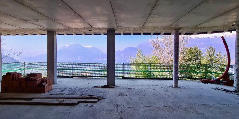 Villa Lago Como Bellano con Giardino