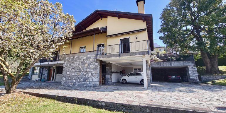 Villa Indipendente Mandello del Lario Vista Lago Como