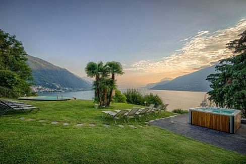 Lago Como Villa con Piscina e Spiaggia - holiday