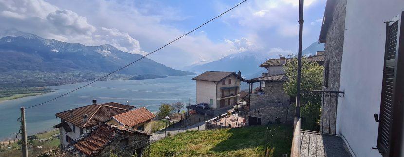 Lago Como Casa con Appartamenti Vista Lago