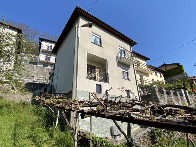Casa Indipendente San Siro Vista Lago Como - esterno