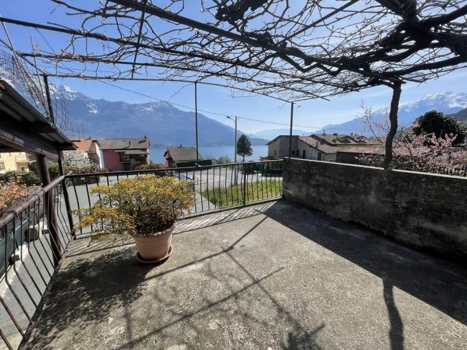 Casa Indipendente Vercana Lago Como - vista lago