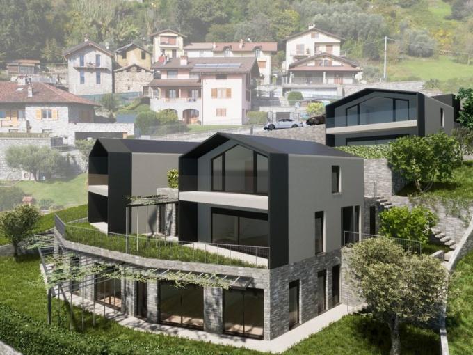 Moderni Appartamenti Vista Lago Como - terrazzo