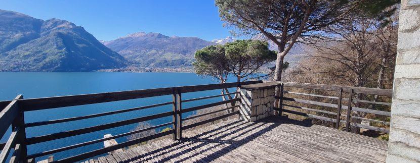 Lago Como Villa con Piscina e Spiaggia