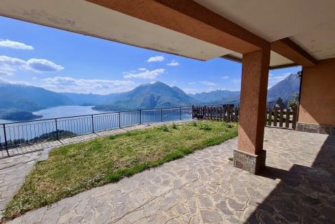 Villetta Vista Lago Como Perledo