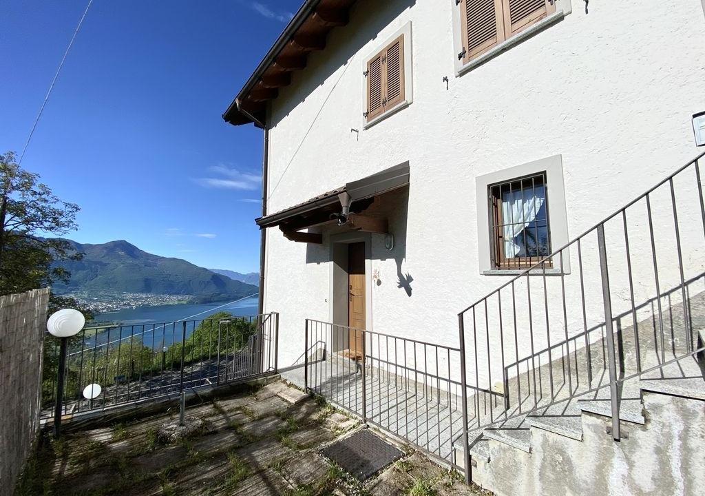 Appartamento Vista Lago Como Sorico