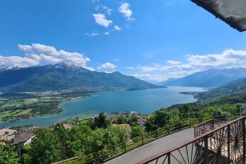 Casa da Ristrutturare Vista Lago Como