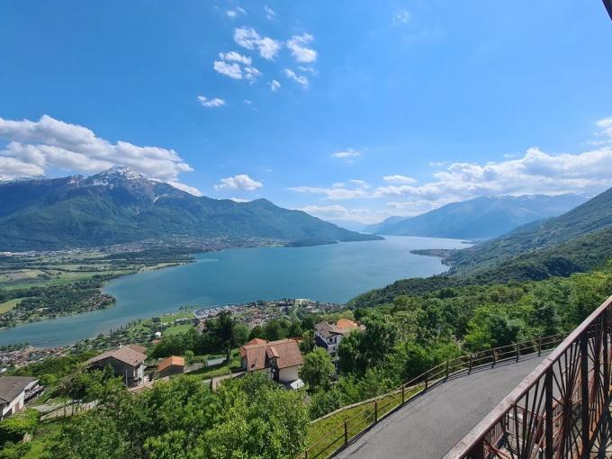 Casa da Ristrutturare Vista Lago Como - soleggiato
