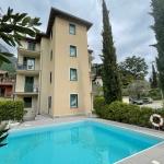 Tremezzo Appartamento in Residence con Terrazzo e Piscina - facciata