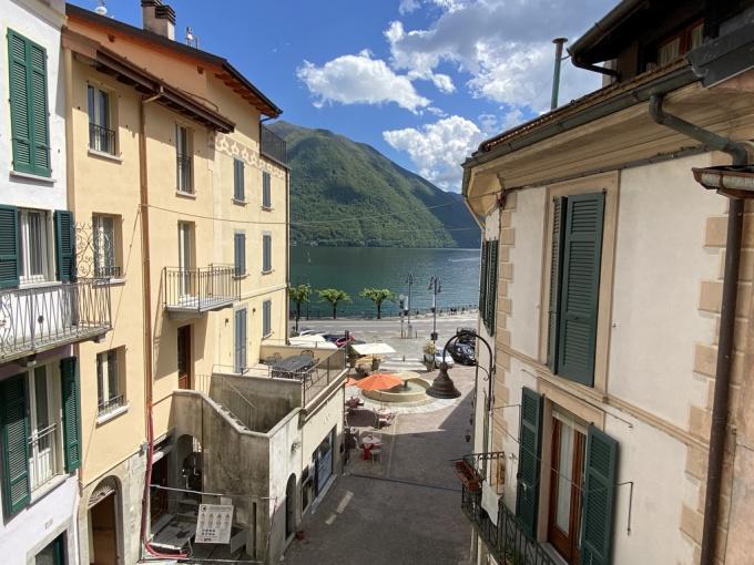 Appartamento con Bella Vista Lago Argegno - vista