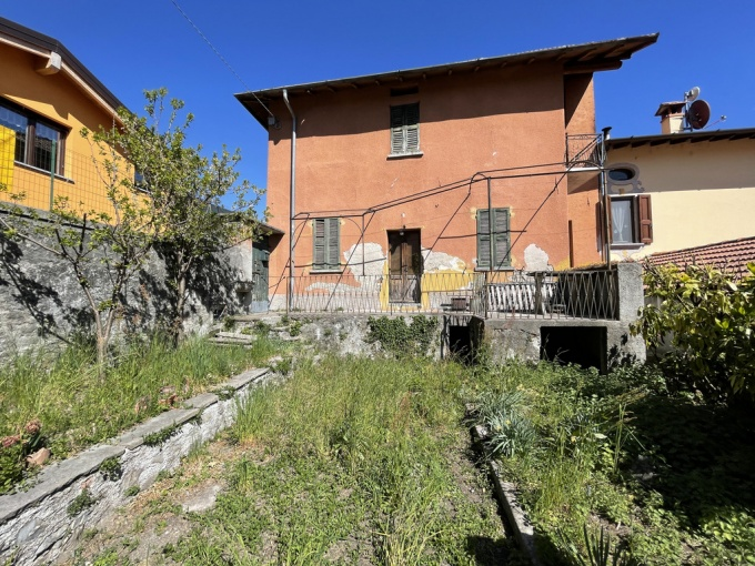 Lenno Casa Indipendente con Vista Lago e Giardino - facciata