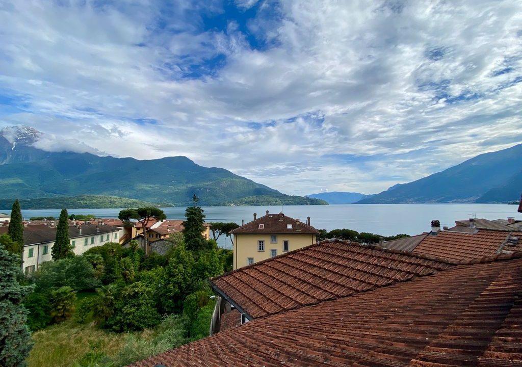 Appartamento Domaso Lago Como - vista lago