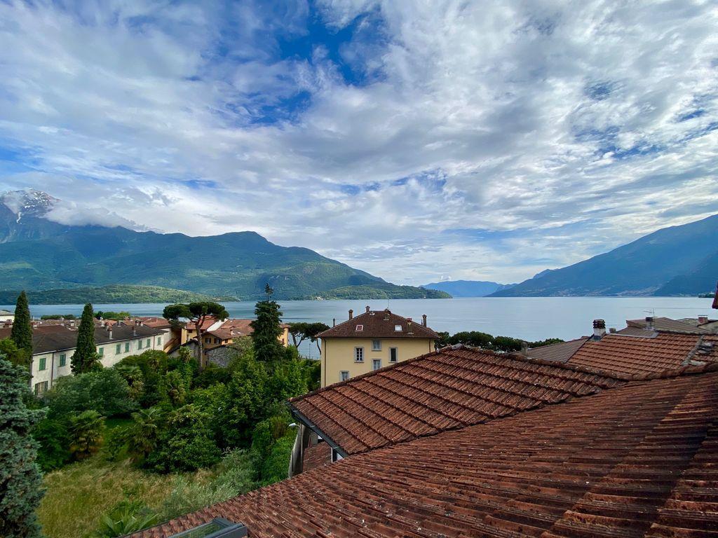 Domaso Appartamento con Vista Lago Como