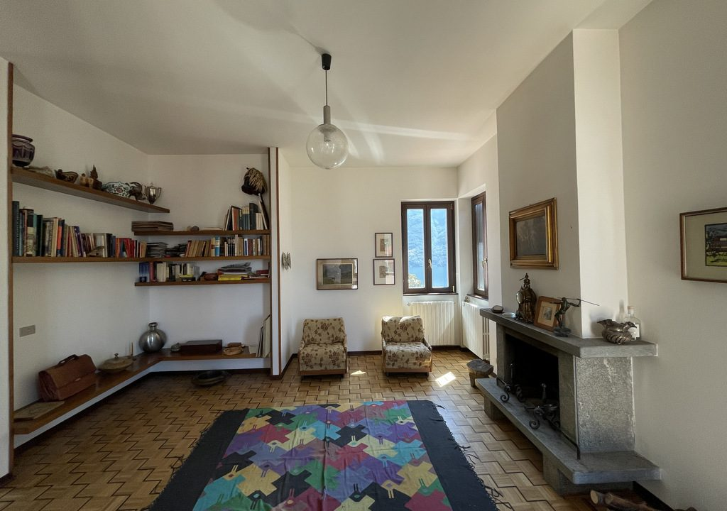 Carate Urio Bellissimo Appartamento con Stupenda Vista Lago (11)