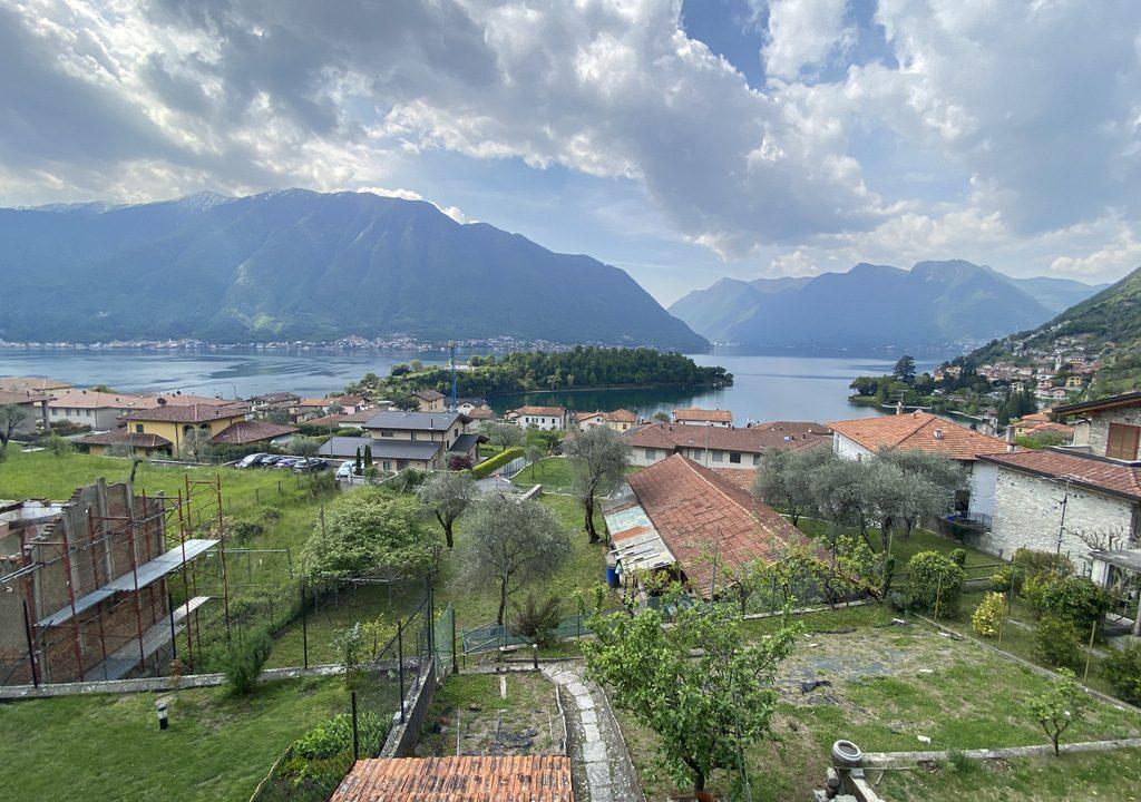 Casa con Giardino privato e Spettacolare Vista Lago