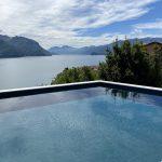 Appartamenti moderni San Siro vista Lago Como - piscina