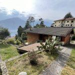 Casa Indipendente con Terrazza, Giardino e Ottima Vista Lago - facciata