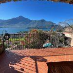 Appartamento Residence Vista Lago Como Domaso - vista