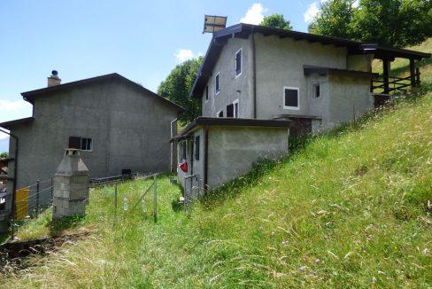 Casa Indipendente Dongo Collinare Lago Como - esterno
