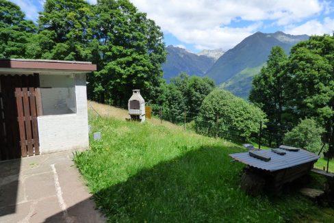 Casa Indipendente Dongo Collinare Lago Como - vista