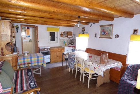 Casa Indipendente Dongo Collinare Lago Como - soggiorno