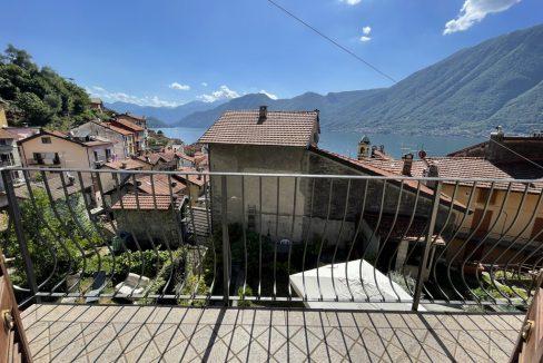 Colonno Casa con Giardino, Terrazzo e bella Vista Lago