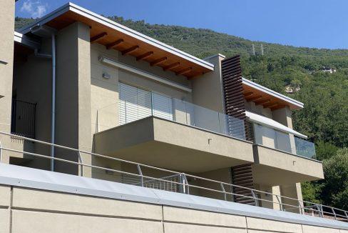 Lago Como Appartamento Residence con Piscina - esterno