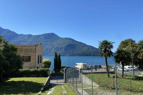 Lago Como Villa d'epoca con Giardino Domaso