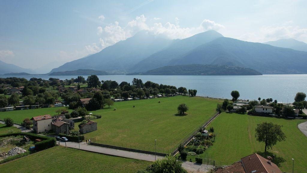Area Turistica Fronte Lago Gravedona ed Uniti - posizione