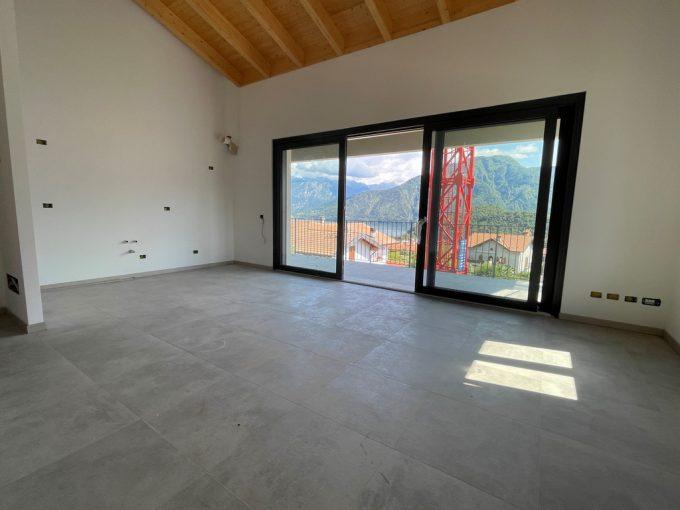 Tremezzina Appartamento Residence con Piscina - soggiorno