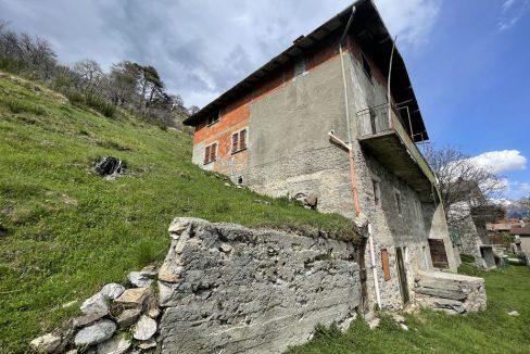 Casa Indipendente Vista Lago Como Sorico