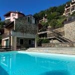 Lago Como San Siro Appartamento con Piscina, Terrazza e Vista Lago - facciata