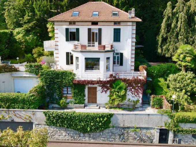 Villa Como Città con Dependance Vista Lago