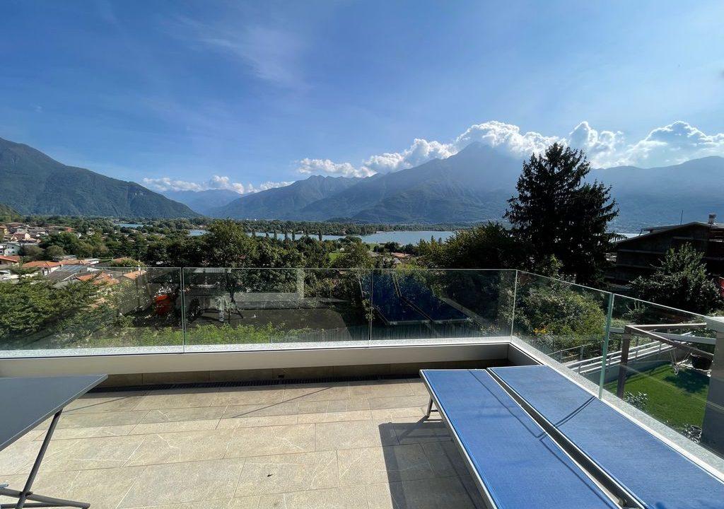 Appartamento con Terrazzo Gera Lario Lago Como