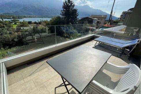 Appartamento L Gera Lario Lago Como Rif.A080-1 --15_rid