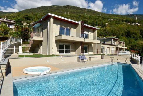 Appartamento L Gera Lario Lago Como Rif.A080-1 --1_rid