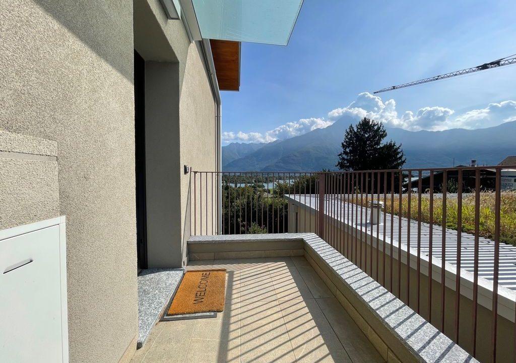 Appartamento L Gera Lario Lago Como Rif.A080-1 --8_rid